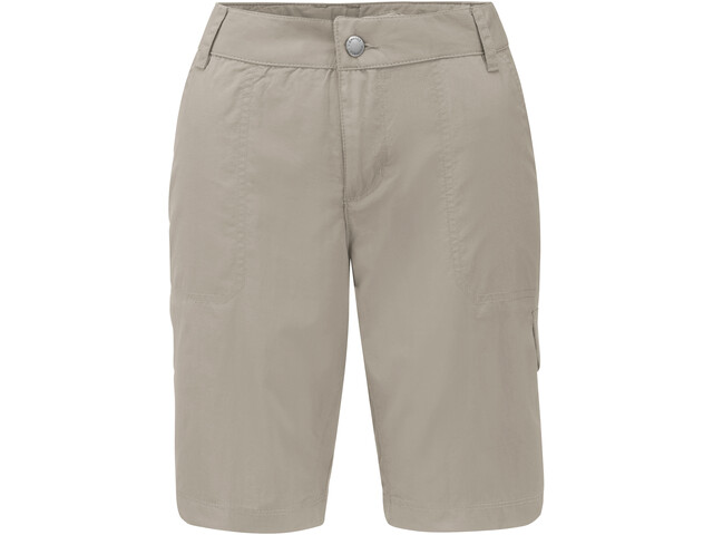 Columbia Silver Ridge 2.0 Cargo Pantalones Cortos Mujer, beige